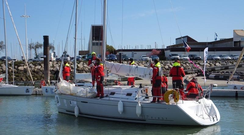 Course Croisière Edhec 2012